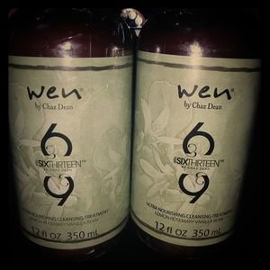 Wen 6-13 nourishing cleansing treatment (2-$50)